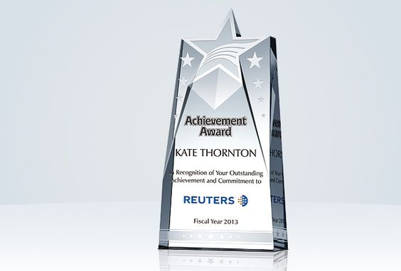 Geodesic Lifetime Achievement Award Corporate Awards Pinterest - achievement award wording