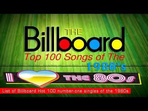 Billboard Top 100 Songs Of The 80 S With Images Top 100 Songs