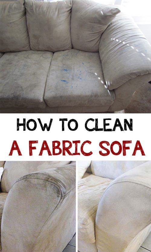 Clean Sofa Fabric