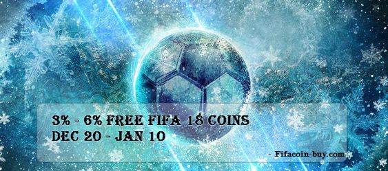 Buy FIFA 18 Coins at fifacoin-buy
