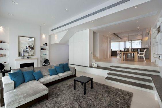 Pin By Hazel Palomares On Casa Living Room Remodel Open Living Room Design Open Concept Living Room