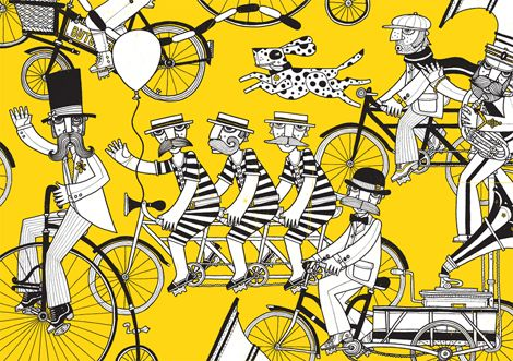 allan deas - bicycles