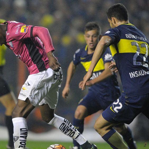Boca Juniors 2-3 Independiente del Valle