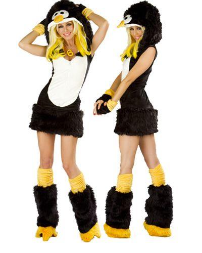 perfect penguin costume nuff said haha skoolkonsert Pinterest