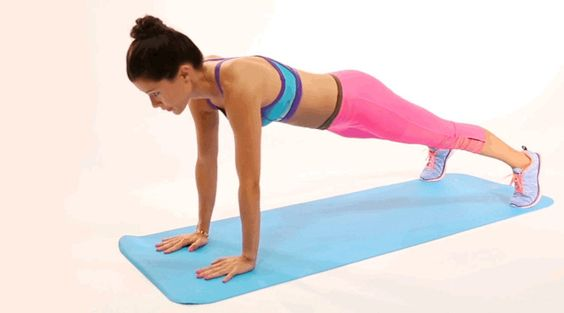 The 6 Exercises For Flat And Tight Abs