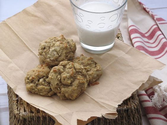 #Recipes: Protein Packed Banana Sunflower Cookies gluten and sugar free