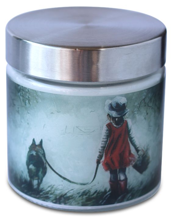 Scented Candle - Vriende