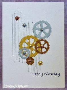 Masculine Birthday Cards Pinterest Fresh Image Result For Male Steampunk Cards Cards Handmade Boy Cards