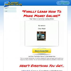 [GET] Download Coby Wright's My Internet Marketing Coaches Membership Bonus! : http://inoii.com/go.php?target=wrig4606