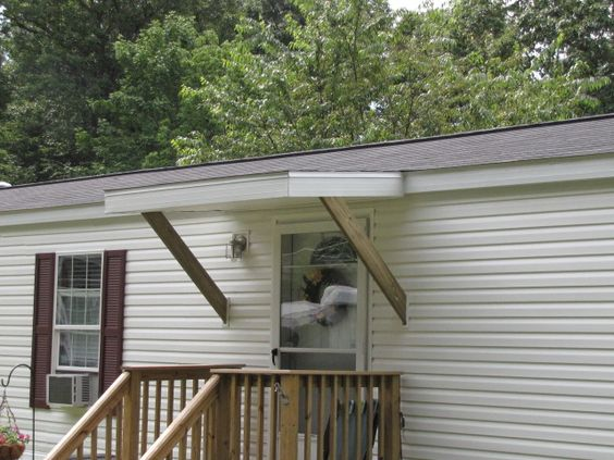 Mobile Home Window Awnings