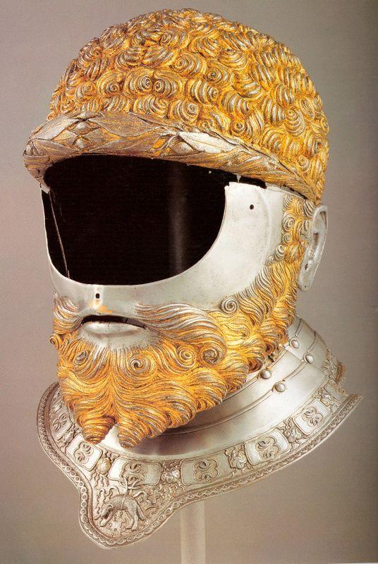 Helmet of Emperor Charles V (1533 CE):