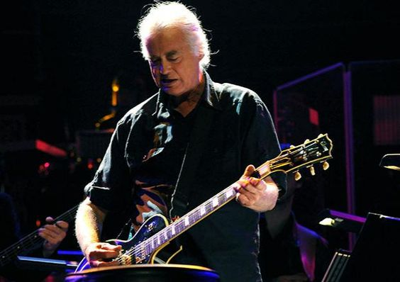 "Jimmy Page Breaks His Silence Over the ""Stairway to Heaven"" Lawsuit"
