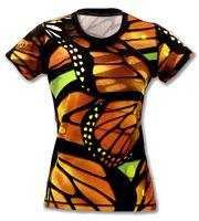Women's Monarch Tech Shirt Front