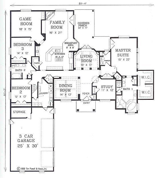 Alp 085x House Plan House Plans How To Plan Contemporary House