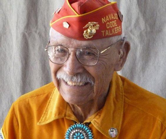 Samuel Tso, Navajo Code Talker