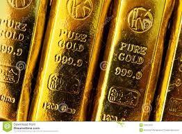 Resultado de imagem para barras de ouro