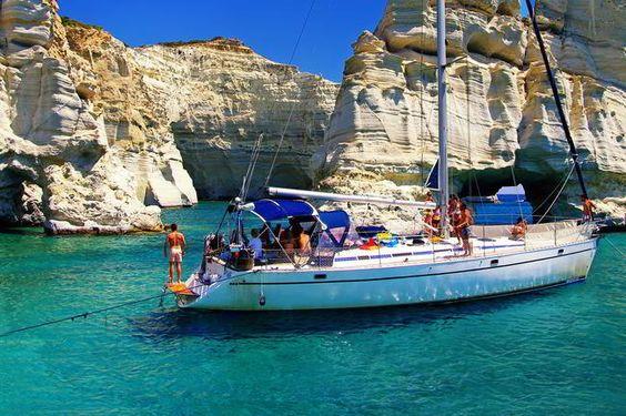 Crociera in Grecia in barca a vela http://ecodelleco.blogspot.it/2012/09/protezione-foca-monaca-alonissos.html