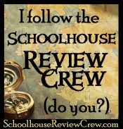 The Schoolhouse Review Crew is a great spot to read about the latest homeschool materials, find out what's popular out there, and remind yourself of classics that have stood the test of time!