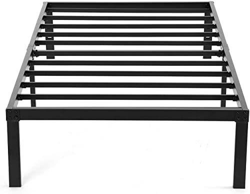 Shop For Noah Megatron Twin Xl Platform Bed Frame Heavy Duty