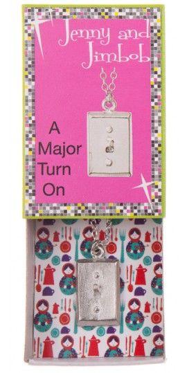 Matchbox necklaces.....clever
