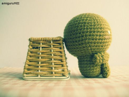 burnt bread crochet amigurumei sanx | Craft - Crochet | Pinterest ...