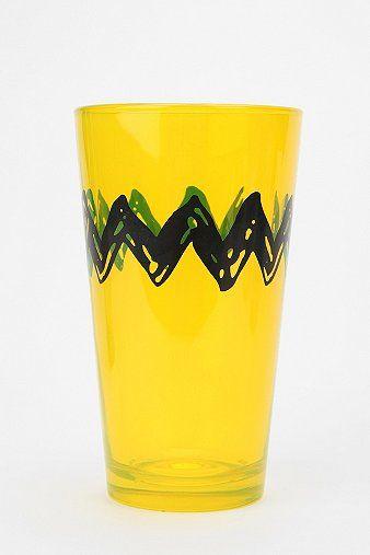Charlie Brown Pint Glass