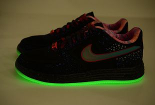 Flat shoes / casual shoes, Athletic Shoes, nike men's air force1 official flagship store All-Star Glow Air Force One shoes 596727-001