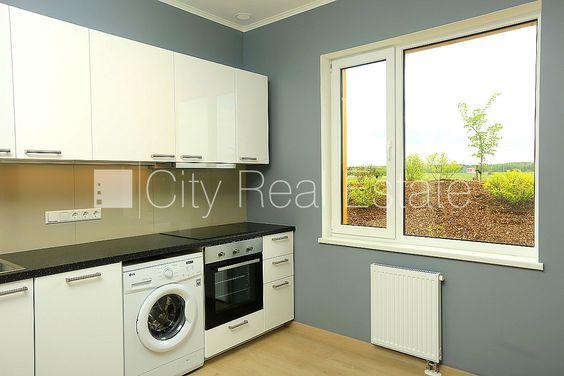 Apartment for rent in Riga district, Babites parish, 45 m2, 500.00 EUR