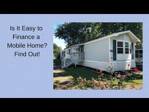 Loans For Used Mobile Homes In 2020 Used Mobile Homes Home Loans Mobile Home Financing
