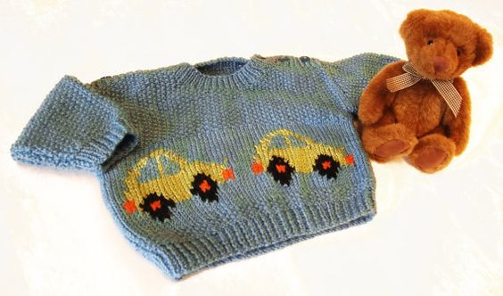 Baby sweaters, Knitting patterns and Knitting on Pinterest