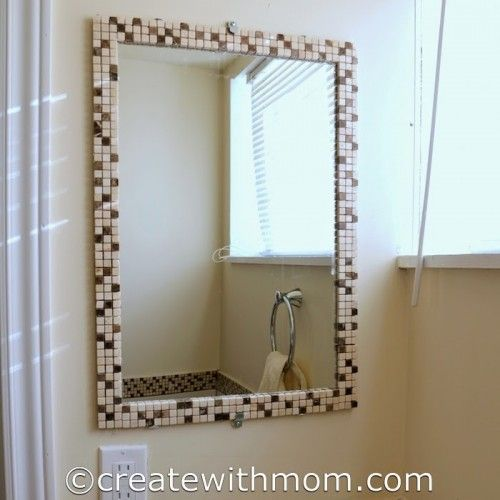 25 Best Bathroom Mirror Ideas For A Small Bathroom Diy