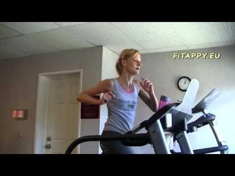 Intensywny Trening Interwałowy ★ HIIT na spalenie tłuszczu - Ćwiczenia F...