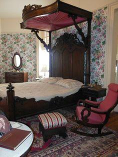 Parlor Rosedown Plantation | ... on Pinterest | Victorian Interiors, Mansions…