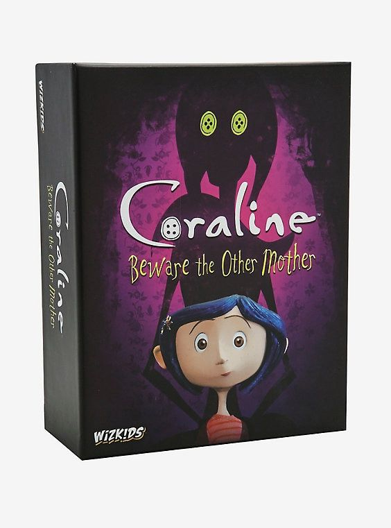 Coraline Beware The Other Mother Card Game In 2020 Mother Card Card Games Coraline