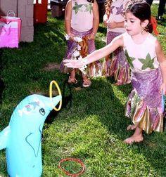 mermaid party game