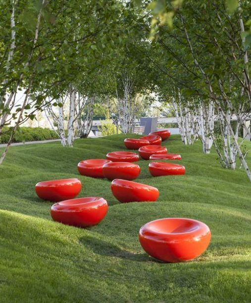 Birgitta weimer body soul in harmony hamburg 2013 for Red landscape architects