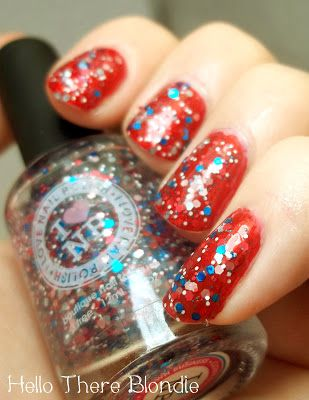 I Love Nail Polish : Clown Business