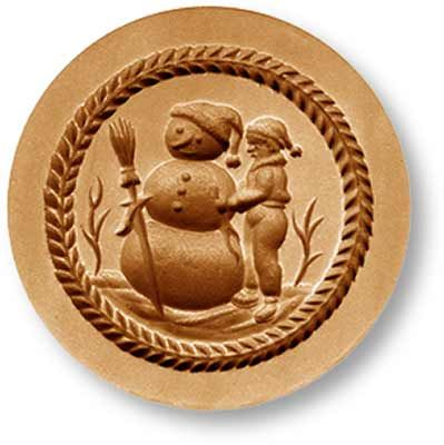 Springerle Cookie Mold.  I have this mold.. it is large.  Love it  plp