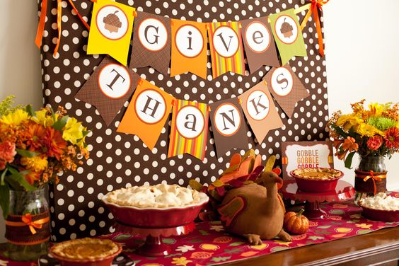 Ideas para decorar en Thanksgiving | YaSabe.com Blog