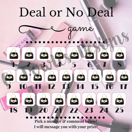 deal or no deal games