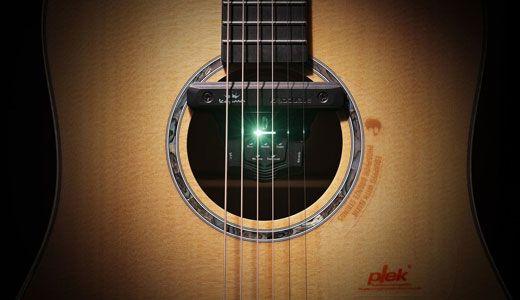 Kepma Guitar Company Introduces The Acoustifex Go Pickup Guitar Guitar Pickups Acoustic Guitar