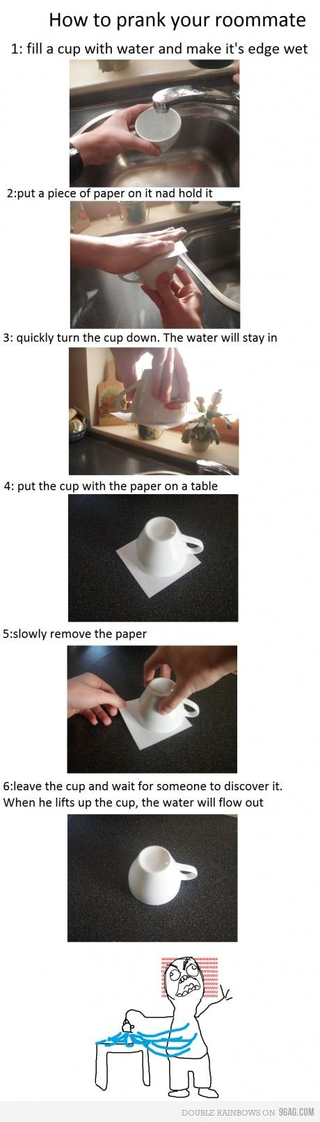 Lol who can I do this to that wouldn't murder me afterward?