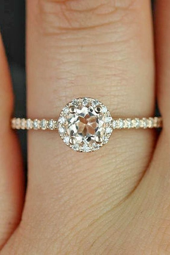 Budget-Friendly Engagement Rings Under $1,000 ❤ See more: http://www.weddingforward.com/cheap-engagement-rings/ #weddings