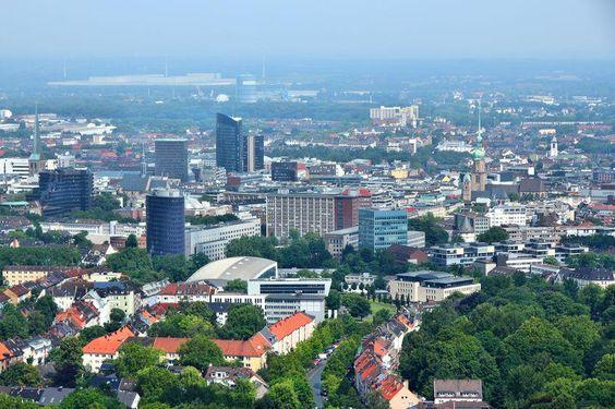 De turismo por Dortmund http://goo.gl/XQVvE8