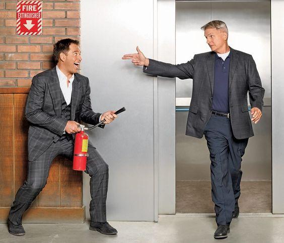 Michael a Mark