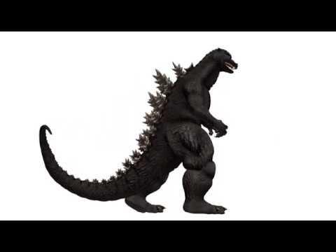 Final Wars Godzilla And Axor 3d Model Showcase Blender File Downloads Youtube In 2021 Godzilla 3d Model Lion Sculpture