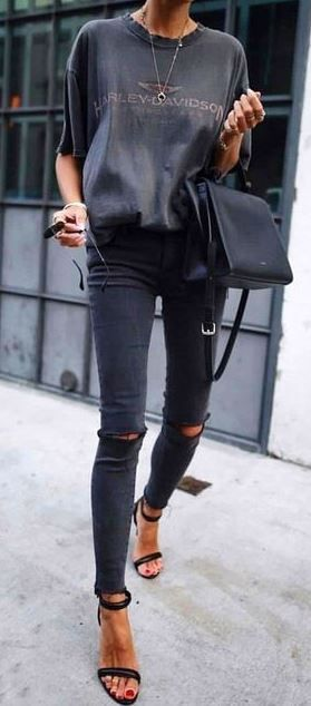 Trendy Autumn Street Style Outfits For 2018