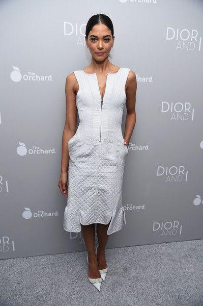 Heidy De La Rosa in Dior