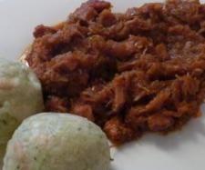 Rezept Szegediner Gulasch m. Kasseler von nickie2907 - Rezept der Kategorie Hauptgerichte mit Fleisch