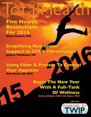Total Health Magazine January 2016 digital magazine - Read the digital edition by Magzter on your iPad, iPhone, Android, Tablet Devices, Windows 8, PC, Mac and the Web.